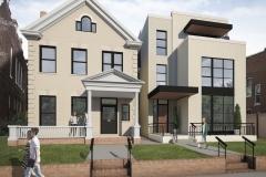 Z- Kensington/Park Modern Town Homes