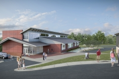 Sabot at Stony Point School Addition