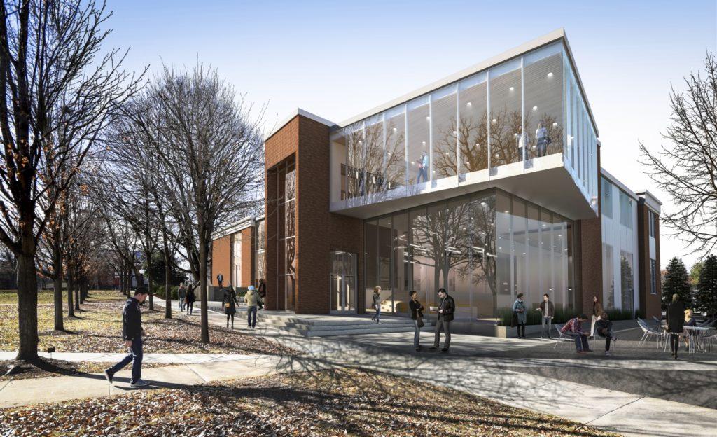 Bridgewater College Library